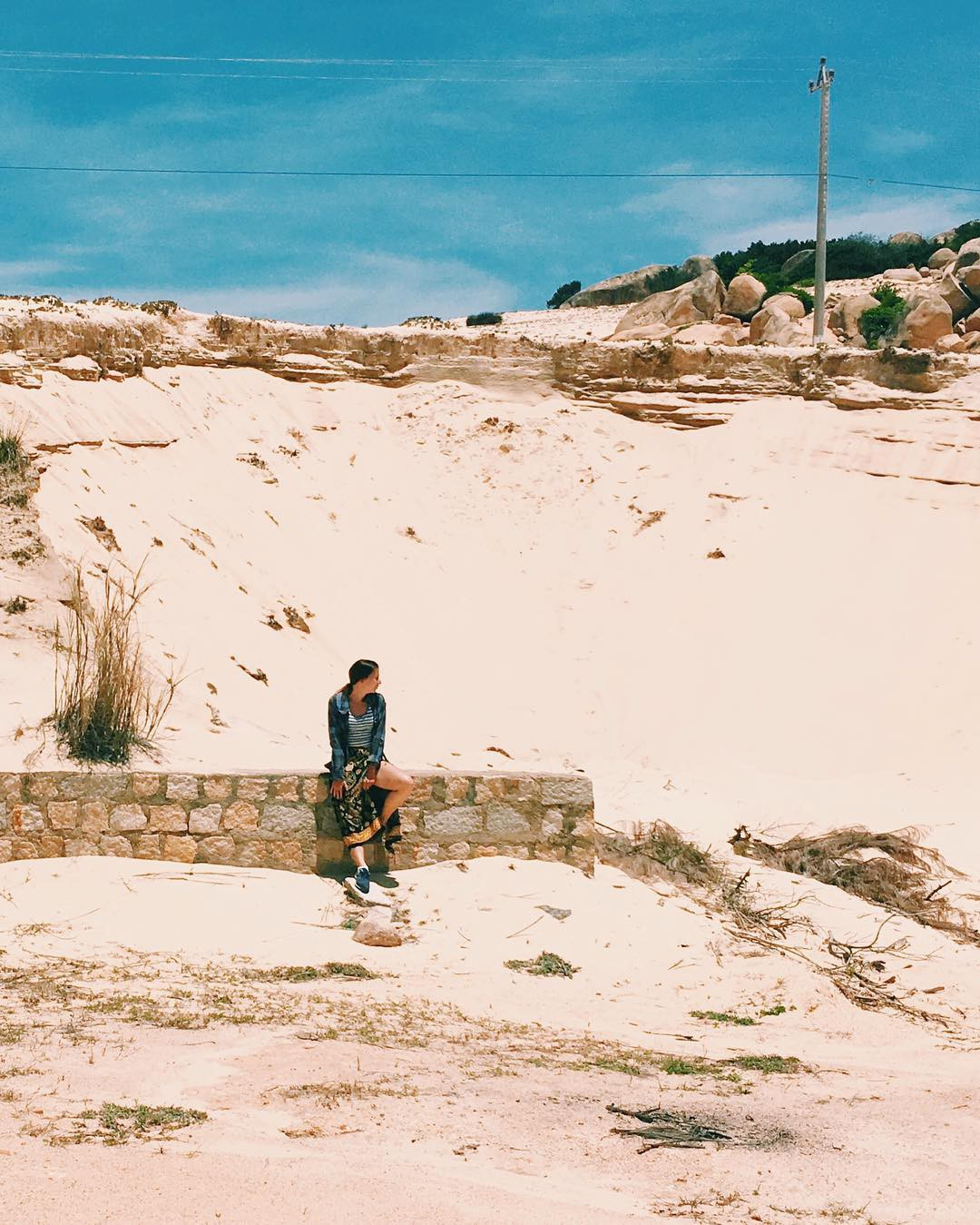 """Tưởng đâu Sahara, ngay tại Việt Nam cũng có 7 """"tiểu sa mạc"""" siêu đẹp tha hồ cho bạn hóa thành du mục - Ảnh 31."""