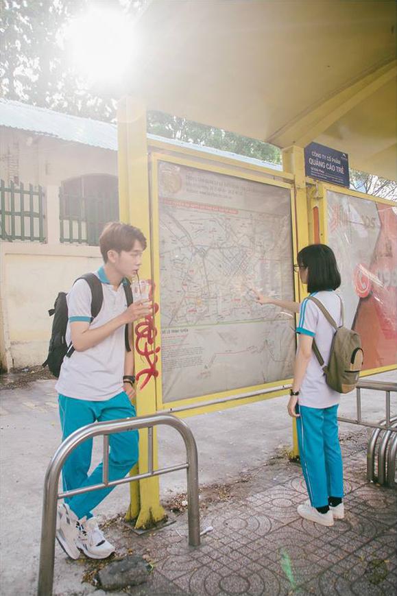 """Xuất hiện thêm bộ đồng phục trường người ta ở Biên Hoà: Đẹp thế này thì ai cũng muốn mặc cả tuần! - Ảnh 1. Xuất hiện thêm bộ đồng phục """"trường người ta"""" ở Biên Hoà"""