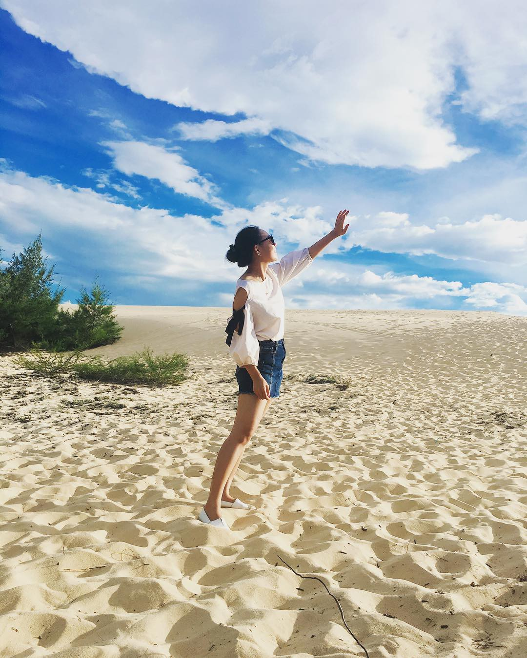 """Tưởng đâu Sahara, ngay tại Việt Nam cũng có 7 """"tiểu sa mạc"""" siêu đẹp tha hồ cho bạn hóa thành du mục - Ảnh 25."""