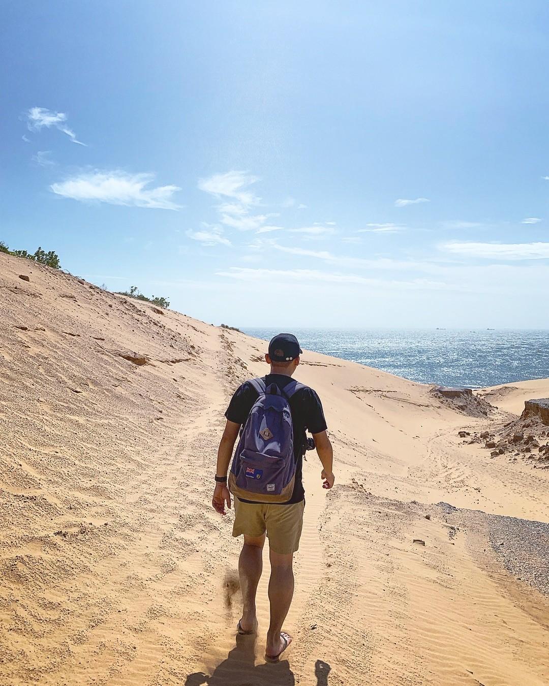 """Tưởng đâu Sahara, ngay tại Việt Nam cũng có 7 """"tiểu sa mạc"""" siêu đẹp tha hồ cho bạn hóa thành du mục - Ảnh 11."""