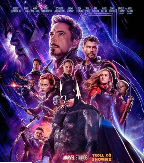 Cười rụng rốn cảnh Spider-Man chụp selfie với Thanos, Iron Man ôm Cap trong vòng tay, Thor và Captain Marvel trao nhau ánh nhìn đắm đuối! - Ảnh 6.