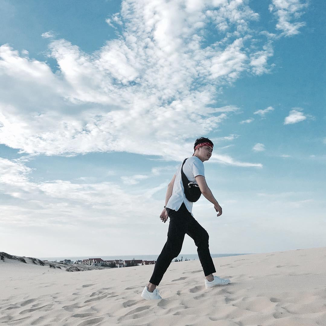 """Tưởng đâu Sahara, ngay tại Việt Nam cũng có 7 """"tiểu sa mạc"""" siêu đẹp tha hồ cho bạn hóa thành du mục - Ảnh 26."""