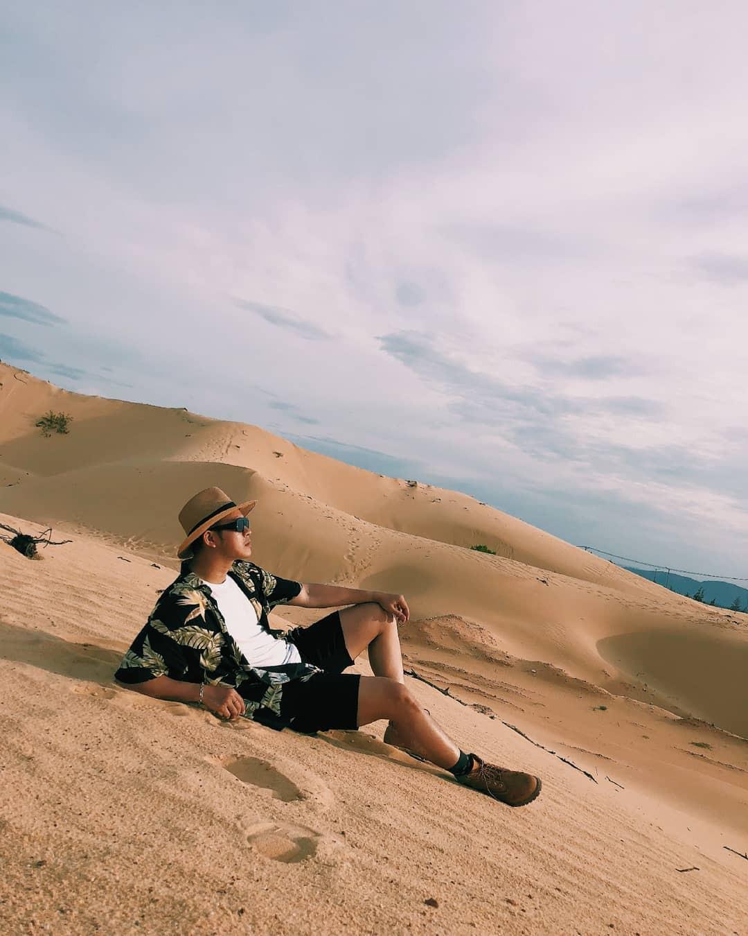"""Tưởng đâu Sahara, ngay tại Việt Nam cũng có 7 """"tiểu sa mạc"""" siêu đẹp tha hồ cho bạn hóa thành du mục - Ảnh 37."""