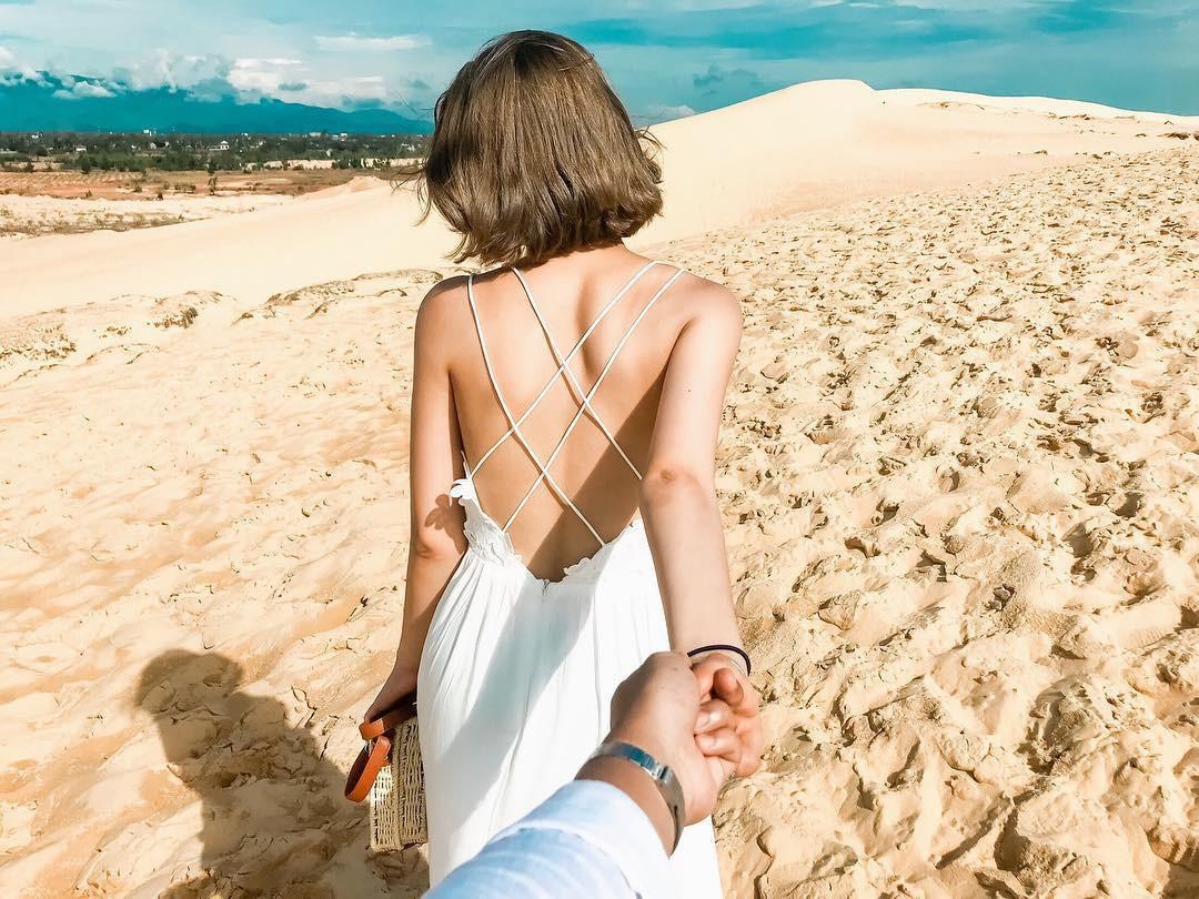 """Tưởng đâu Sahara, ngay tại Việt Nam cũng có 7 """"tiểu sa mạc"""" siêu đẹp tha hồ cho bạn hóa thành du mục - Ảnh 27."""