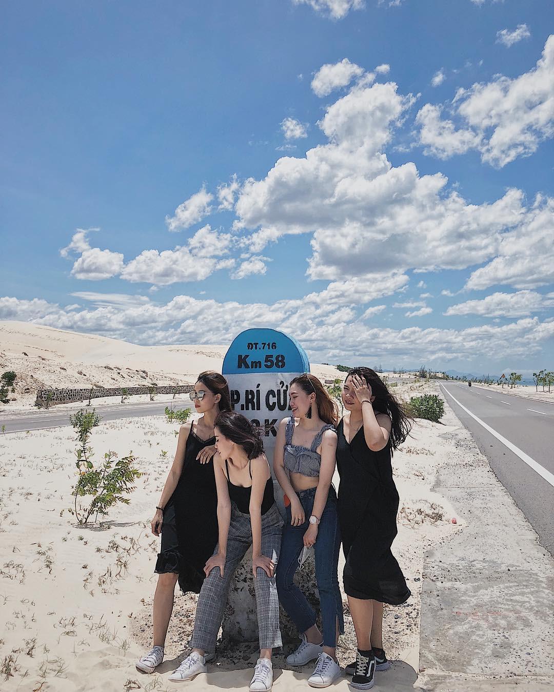 """Tưởng đâu Sahara, ngay tại Việt Nam cũng có 7 """"tiểu sa mạc"""" siêu đẹp tha hồ cho bạn hóa thành du mục - Ảnh 15."""