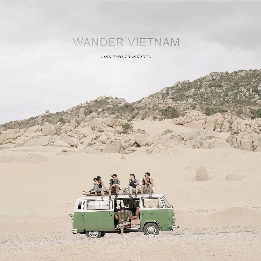 """Tưởng đâu Sahara, ngay tại Việt Nam cũng có 7 """"tiểu sa mạc"""" siêu đẹp tha hồ cho bạn hóa thành du mục - Ảnh 7."""