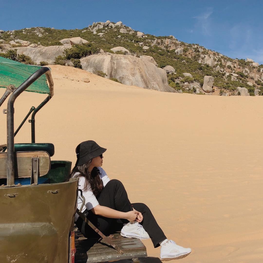 """Tưởng đâu Sahara, ngay tại Việt Nam cũng có 7 """"tiểu sa mạc"""" siêu đẹp tha hồ cho bạn hóa thành du mục - Ảnh 9."""