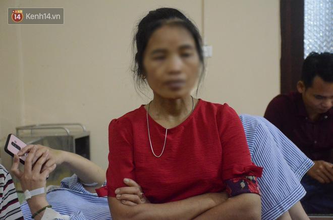 Bố mẹ của cô gái rạch mặt thiếu nữ khâu 60 mũi: Nhìn vết thương của con mà tôi sốc, cứ tưởng nó bị tai nạn - Ảnh 2.