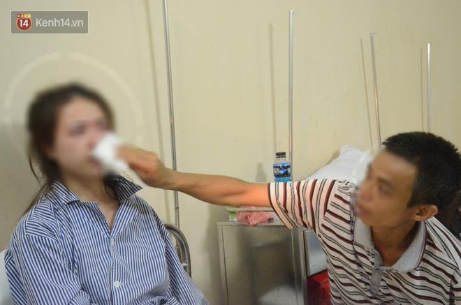Bố mẹ của cô gái rạch mặt thiếu nữ khâu 60 mũi: Nhìn vết thương của con mà tôi sốc, cứ tưởng nó bị tai nạn - Ảnh 5.