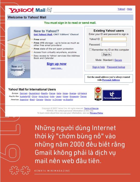 Nếu bạn chưa biết: Google mail đã 15 năm tuổi, và cũng đã 15 năm chúng ta có một môi trường làm việc ảo chuyên nghiệp! - Ảnh 2.