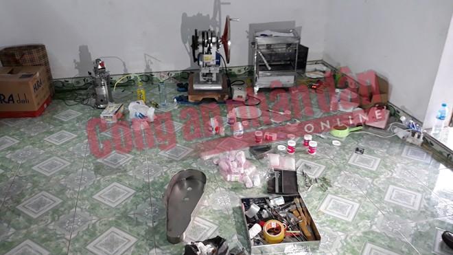 Workshop Destruction