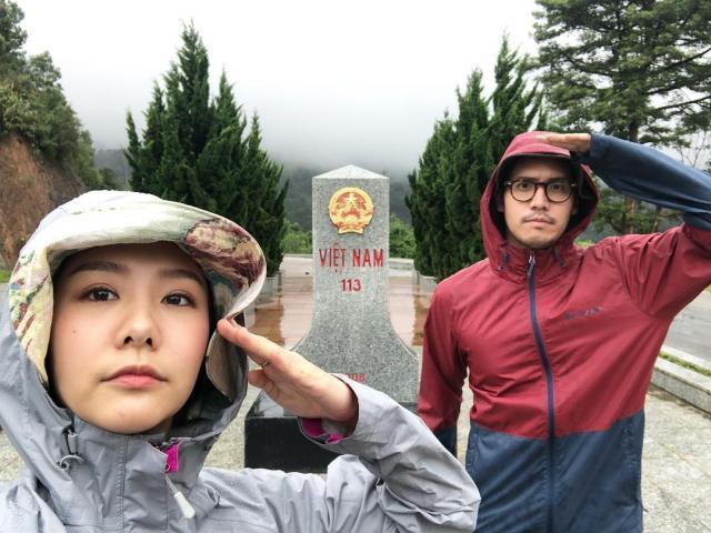 Dàn mỹ nhân, tiểu thư tài phiệt showbiz Thái du lịch Việt Nam: Biến TP.HCM, Đà Nẵng và các địa điểm đẹp như phim - Ảnh 36.