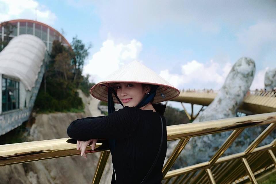 Dàn mỹ nhân, tiểu thư tài phiệt showbiz Thái du lịch Việt Nam: Biến TP.HCM, Đà Nẵng và các địa điểm đẹp như phim - Ảnh 44.