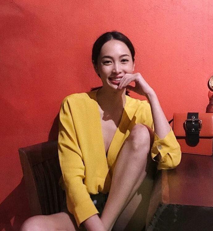 Dàn mỹ nhân, tiểu thư tài phiệt showbiz Thái du lịch Việt Nam: Biến TP.HCM, Đà Nẵng và các địa điểm đẹp như phim - Ảnh 46.