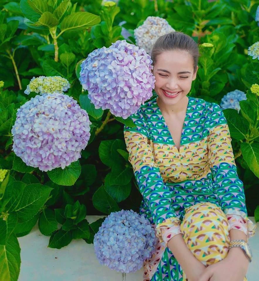 Dàn mỹ nhân, tiểu thư tài phiệt showbiz Thái du lịch Việt Nam: Biến TP.HCM, Đà Nẵng và các địa điểm đẹp như phim - Ảnh 7.