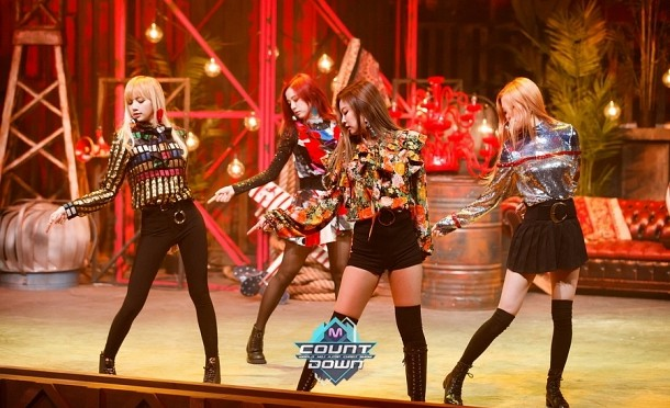 Mặc YG và Mnet tẩy chay nhau, BlackPink vẫn từng có một sân khấu triệu view hoành tráng như mơ trên M!Countdown thế này đây! - Ảnh 3.