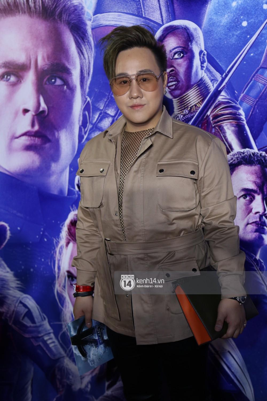 """Dàn sao Việt tấp nập đổ bộ trên thảm đỏ, hồi hộp đón chờ bom tấn """"Avengers: Endgame"""" - Ảnh 5."""