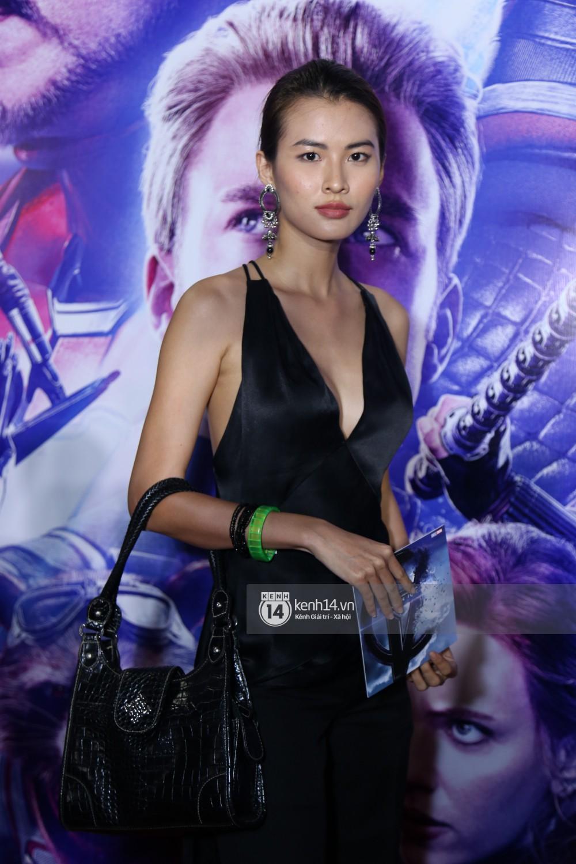 """Dàn sao Việt tấp nập đổ bộ trên thảm đỏ, hồi hộp đón chờ bom tấn """"Avengers: Endgame"""" - Ảnh 20."""