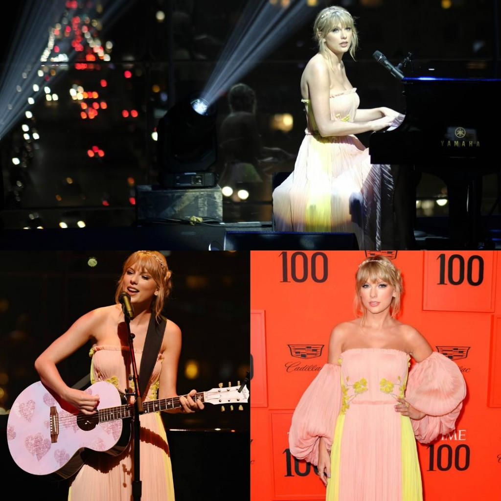 """Taylor Swift rũ bỏ hình tượng """"nàng rắn kiêu kỳ"""" quay về """"công chúa đồng quê""""? - Ảnh 3."""