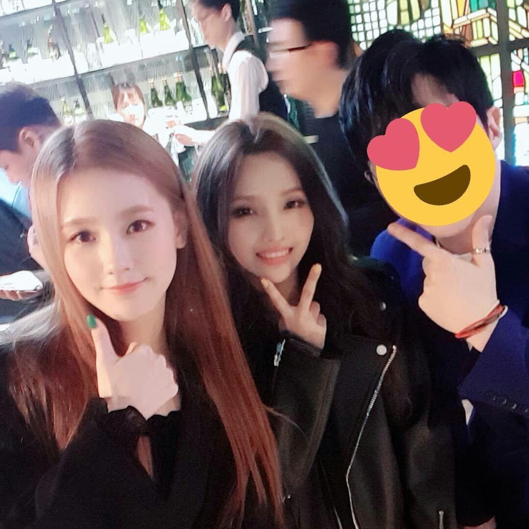 Cạn lời với cách ăn mặc của game thủ Hàn Quốc trong buổi tiệc có sự xuất hiện của hai mỹ nhân (G)I-DLE - Ảnh 4.
