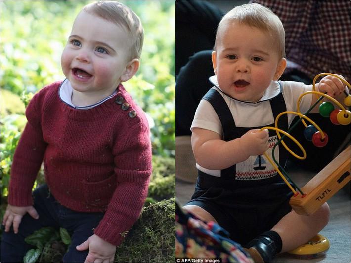 """Điều thú vị về 2 chiếc áo Hoàng tử út mặc trong ảnh mừng sinh nhật: Một chiếc được thừa kế"""", một chiếc lại tức tốc cháy hàng chỉ sau 1 ngày - Ảnh 2."""