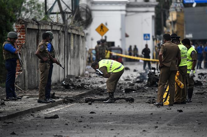 Lộ diện tu sĩ cực đoan bị nghi chủ mưu loạt vụ đánh bom Sri Lanka - Ảnh 2.