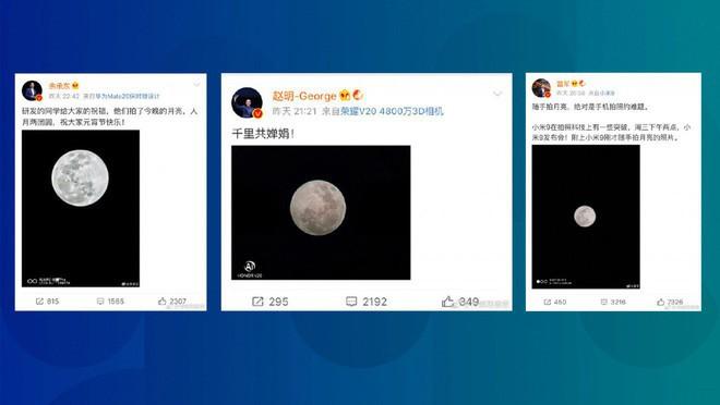 Ánh trăng lừa dối: Huawei P30 Pro dùng ảnh mặt trăng có sẵn để thêm chi tiết giả vào ảnh tự chụp? - Ảnh 1.