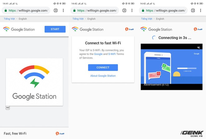 Trải nghiệm dịch vụ Wi-Fi miễn phí được Google cung cấp tại Việt Nam: Mạng ổn định, xem được cả Youtube HD - Ảnh 2.