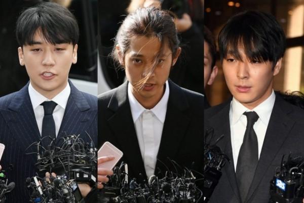 Choáng vì danh sách 80 sao Hàn dính bê bối như đại hội bóc phốt đầu năm 2019: Chuyện gì đang xảy ra với Kbiz vậy? - Ảnh 1.