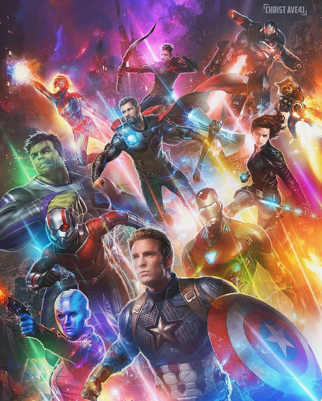 Loạt nam thần Hoa Ngữ hiện nguyên hình là fan Marvel, doạ block fan nếu spoil Endgame! - Ảnh 1.
