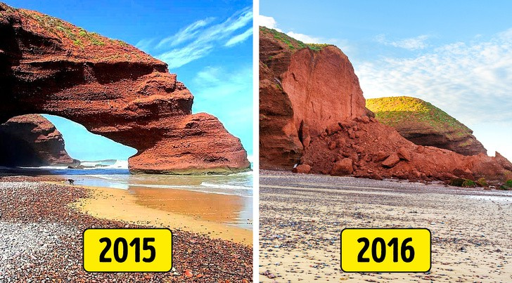 Chỉ trong vòng 5 năm, 7 điểm du lịch nổi tiếng thế giới này đã không còn vẹn nguyên như ban đầu - Ảnh 2.