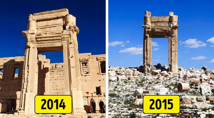 Chỉ trong vòng 5 năm, 7 điểm du lịch nổi tiếng thế giới này đã không còn vẹn nguyên như ban đầu - Ảnh 3.