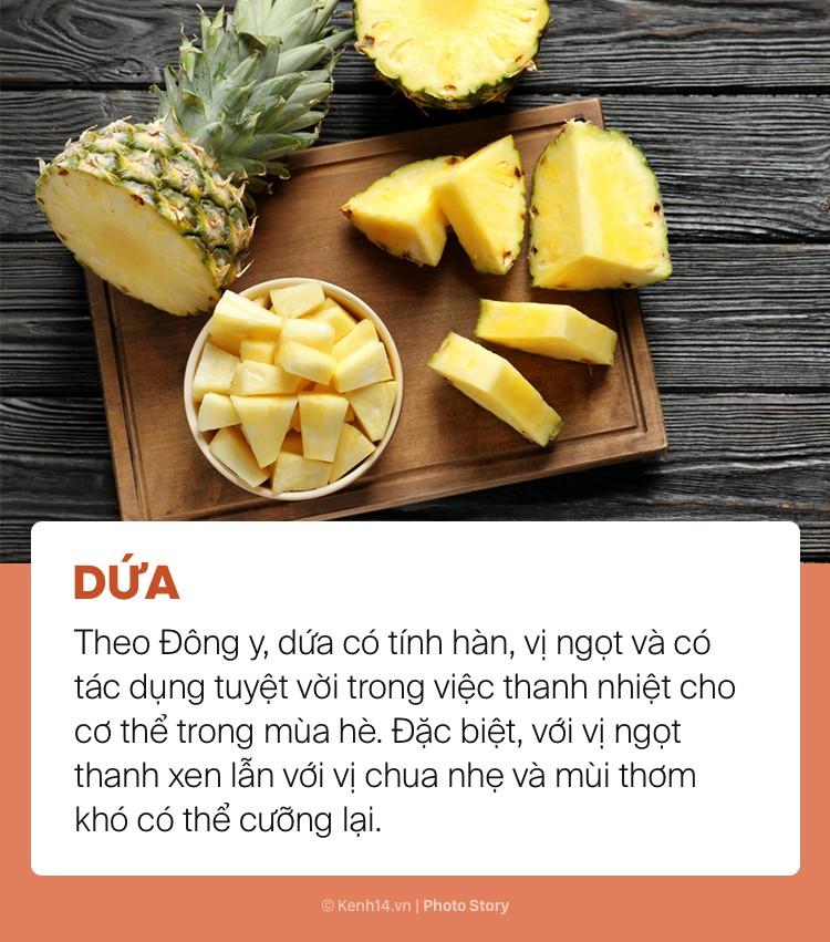Ngày hè nóng bức giải nhiệt cơ thể không lo mụn nhọt chỉ với những loại trái cây này - Ảnh 13.