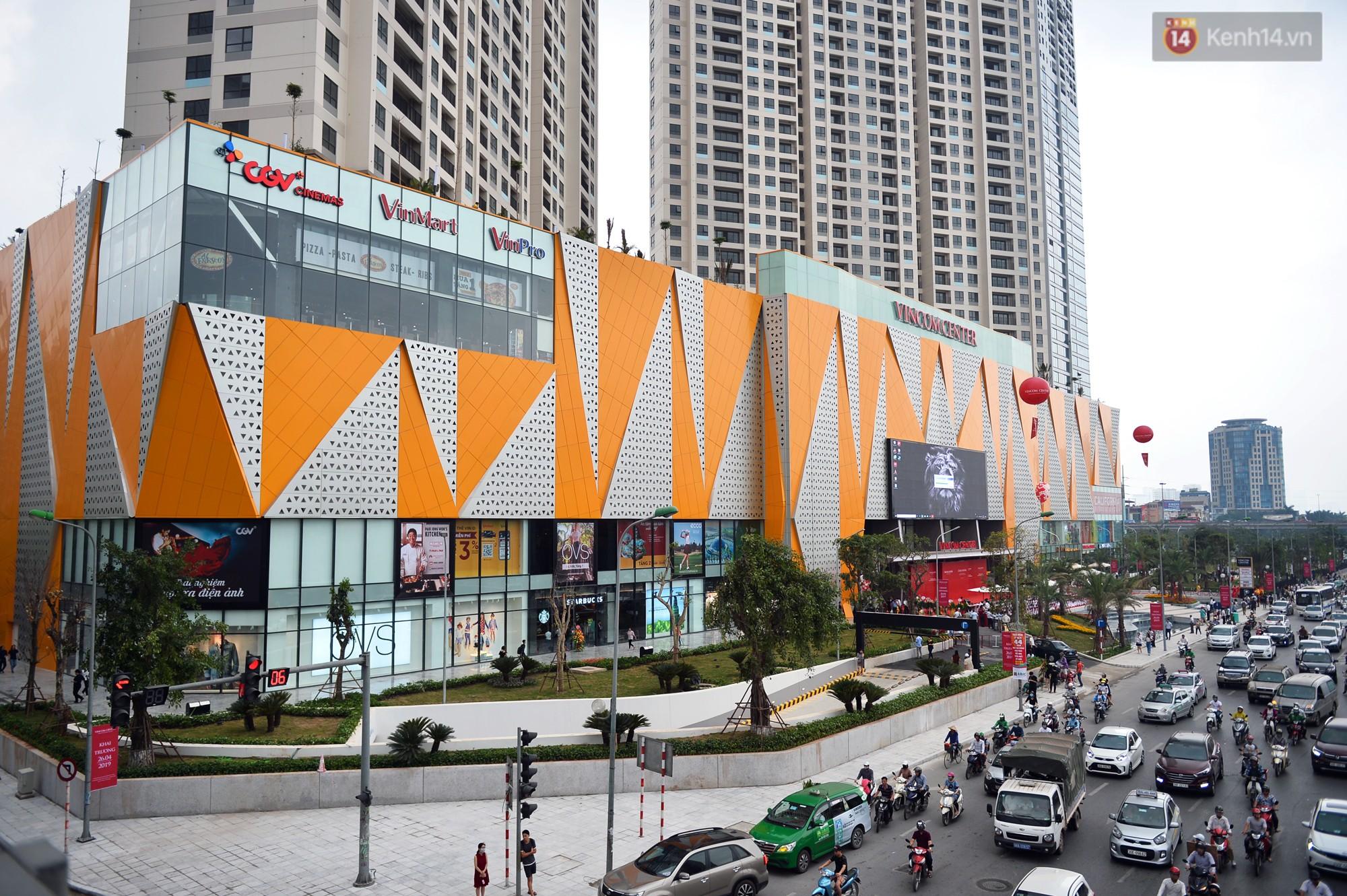 Hà Nội: Chính thức khai trương Vincom Center thứ 10 tại Trần Duy Hưng