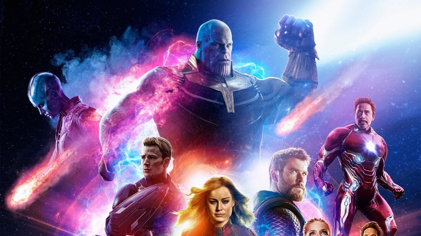 ENDGAME như cú búng tay quyền lực Thanos: Xô đổ mọi kỉ lục không trượt phát nào! - Ảnh 2.