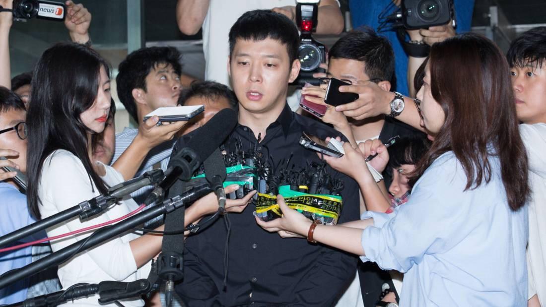 Nhìn lại nghiệp diễn hơi sâu của Park Yoo Chun mới thấy, anh chàng đích thực là một nghệ sĩ yêu nghề - Ảnh 9.