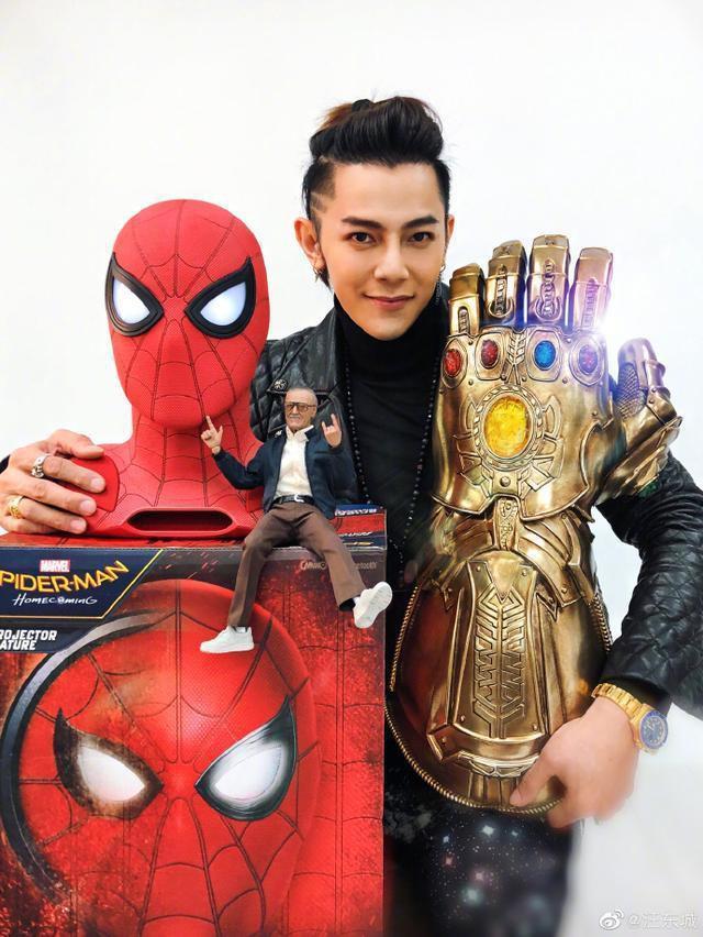 Loạt nam thần Hoa Ngữ hiện nguyên hình là fan Marvel, doạ block fan nếu spoil Endgame! - Ảnh 15.
