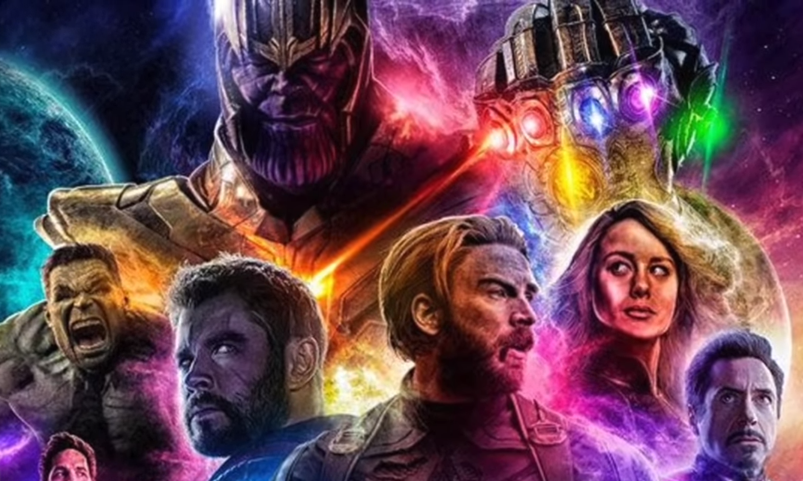 ENDGAME như cú búng tay quyền lực Thanos: Xô đổ mọi kỉ lục không trượt phát nào! - Ảnh 16.