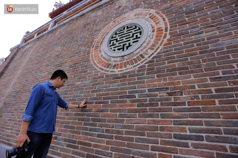 Clip: Diện mạo mới của cổng Ngọ Môn ở Đại Nội Huế sau khi được lột bỏ bụi thời gian - Ảnh 9.