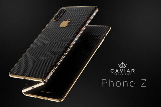 Ngắm nhìn ý tưởng iPhone Z cực độc: Biến hình thành laptop, TV dễ dàng, giá tận... 75 triệu - Ảnh 1.