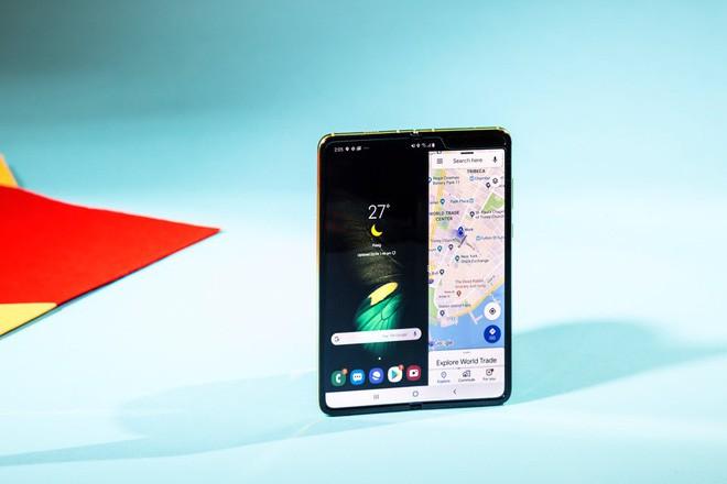 5 điểm cộng và 5 điểm trừ của Samsung Galaxy Fold - Ảnh 4.