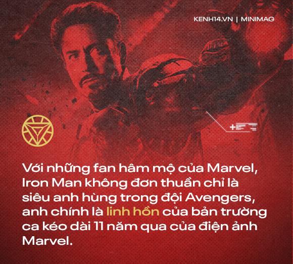 Tôi là Iron Man - Người hùng không trái tim bất cần mà ấm áp - Ảnh 3.