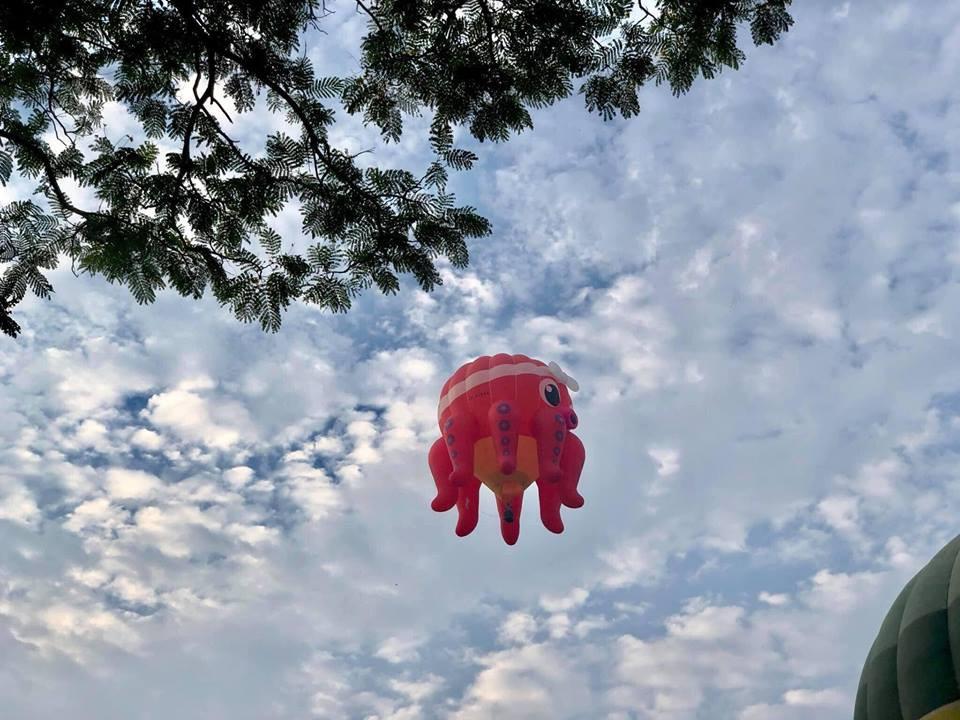 Choáng ngợp toàn tập với lễ hội khinh khí cầu siêu hoàng tráng tại Huế trong dịp 30/4 & 1/5 - Ảnh 7.