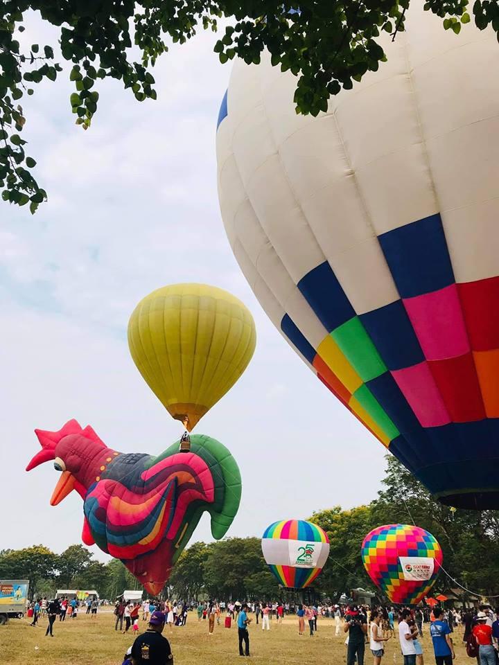 Choáng ngợp toàn tập với lễ hội khinh khí cầu siêu hoàng tráng tại Huế trong dịp 30/4 & 1/5 - Ảnh 12.