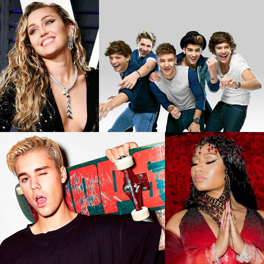 """Taylor Swift """"vượt mặt"""" Justin Bieber và Miley Cyrus, xác lập kỷ lục khó đạt được này - Ảnh 3."""