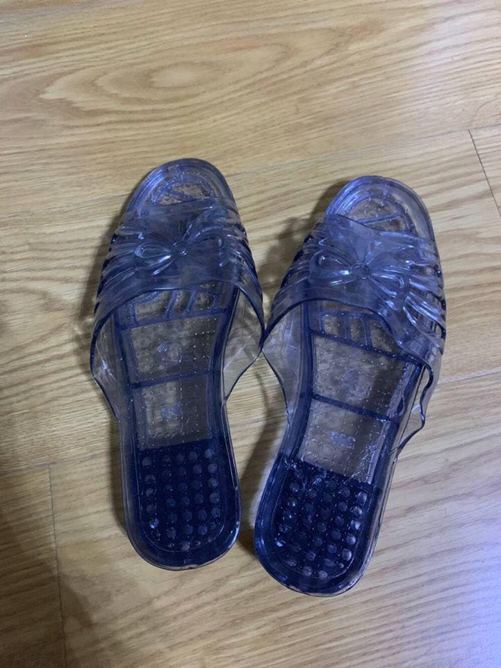 Muốn bạn gái làm công chúa giày thuỷ tinh nhưng lại tặng dép nhựa style ngoài chợ, thanh niên tỉnh bơ: Em thích chứ? - Ảnh 3.