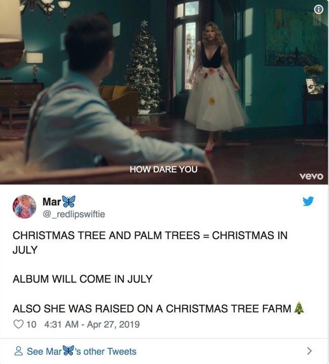 Super soi tất tần tật chi tiết nhỏ xíu trong MV Me! để thấy Taylor đã thả thính cực mạnh về album mới - Ảnh 2.