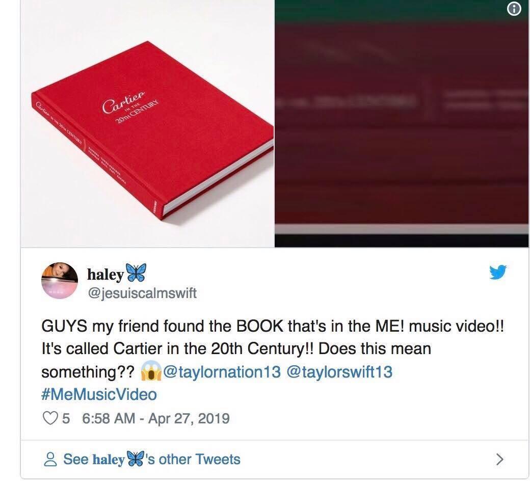 Super soi tất tần tật chi tiết nhỏ xíu trong MV Me! để thấy Taylor đã thả thính cực mạnh về album mới - Ảnh 3.