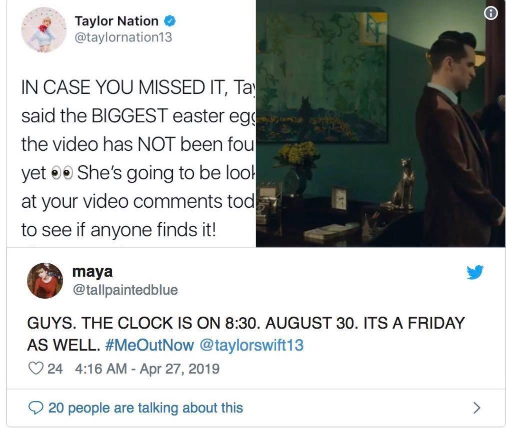 Super soi tất tần tật chi tiết nhỏ xíu trong MV Me! để thấy Taylor đã thả thính cực mạnh về album mới - Ảnh 6.