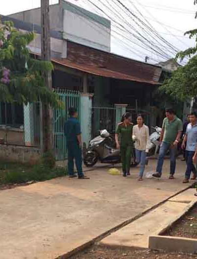 Bị bắt giữ, con gái nuôi khai cuộn thi thể mẹ trong chiếu rồi bỏ tại bãi rác ở Bình Phước